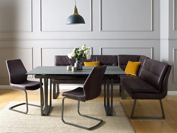 Dining Tables Argenta Extending Dining Table Buy At Christopher Pratts Leeds