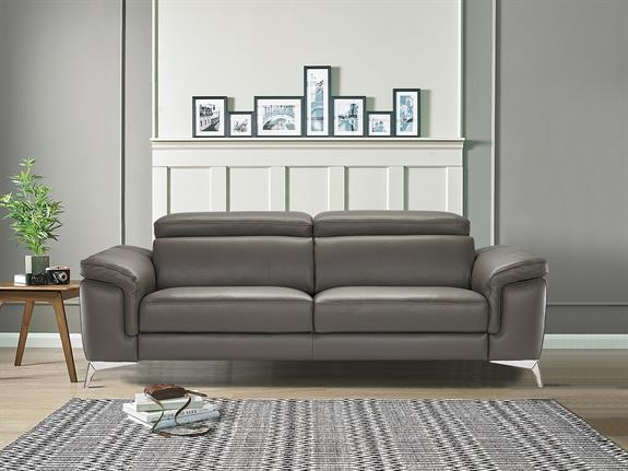 Italian Leather Sofa Collection