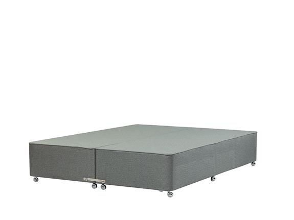Tempur moulton super king size divan base buy at for Super king size divan base only