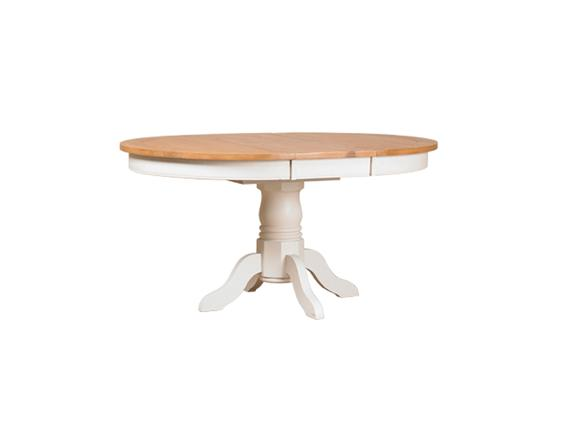home dining room padstow round extending dining table
