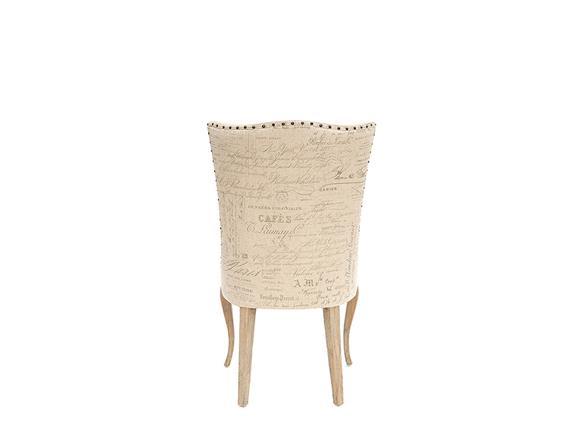 Barcelona Chair Natural Script