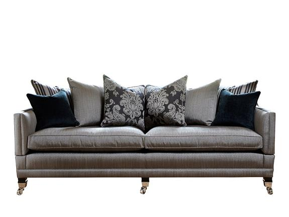3 Seater Sofa - Scatter Back