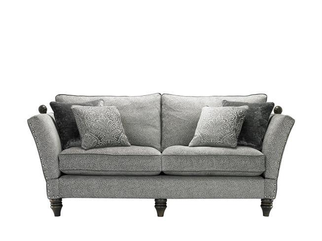 Astonishing Cavendish Large Knole Sofa Buy At Christopher Pratts Leeds Inzonedesignstudio Interior Chair Design Inzonedesignstudiocom