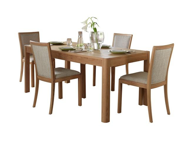 Extending Dining Table From 120cm To 170cm