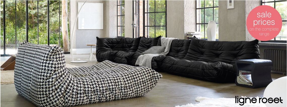 ligne roset contemporary furniture buy at christopher pratts leeds. Black Bedroom Furniture Sets. Home Design Ideas