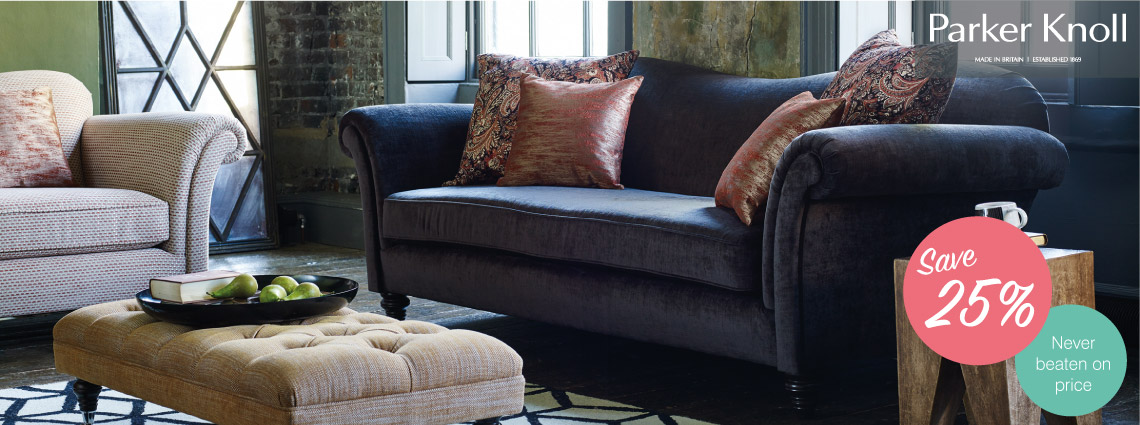 Parker Knoll Sofas Amp Chairs Buy At Christopher Pratts Leeds