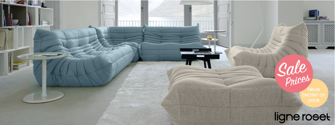Ligne Roset Sofas and Chairs