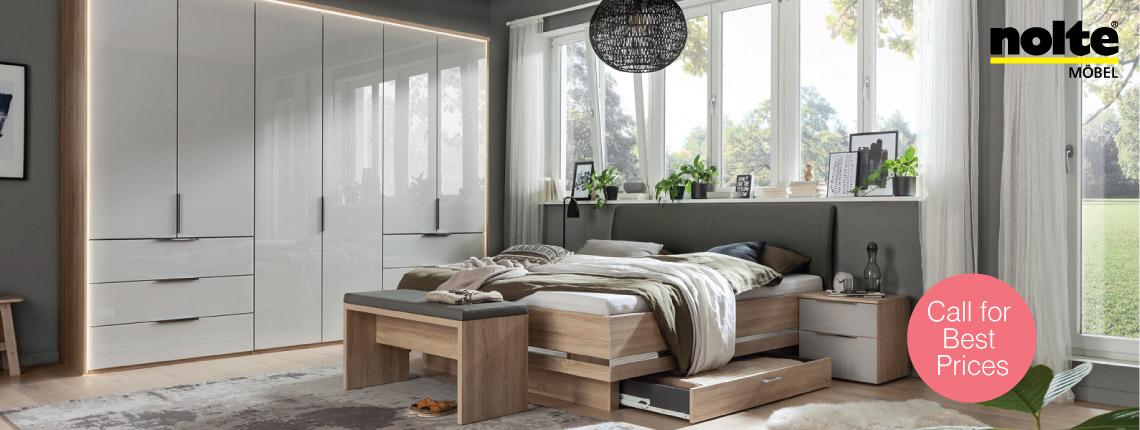 Nolte M 246 Bel Bedroom Furniture Buy At Christopher