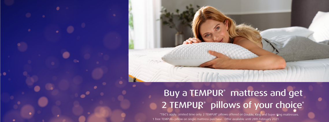 Free Pillow Offer