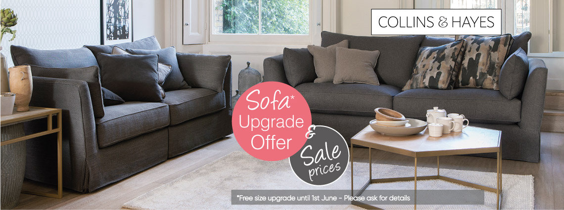 Free Sofa Upgrade
